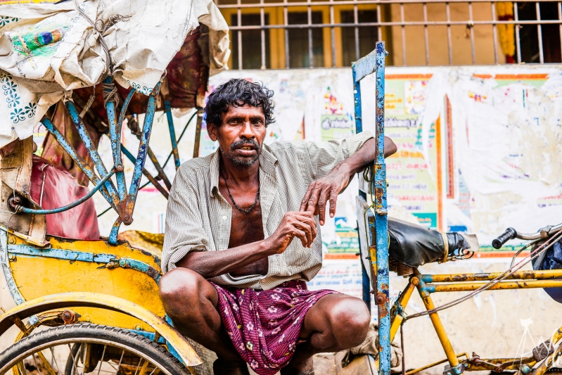 Portrait - Chennai