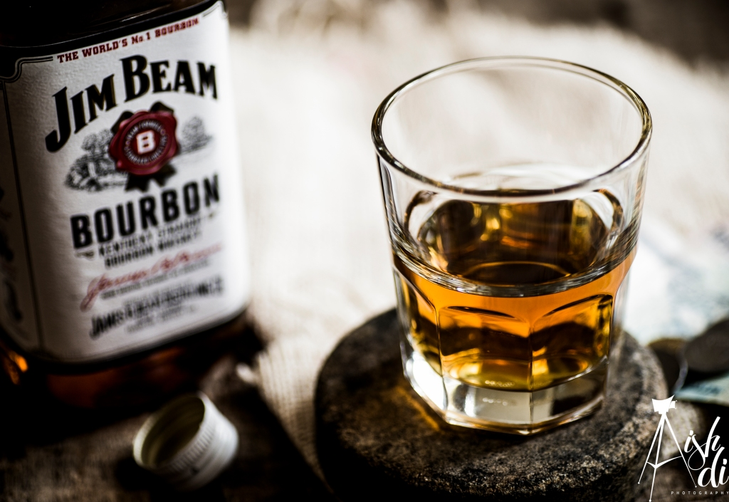 Whiskey Drink Photography