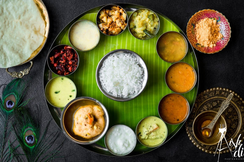 South Indian Meals Food